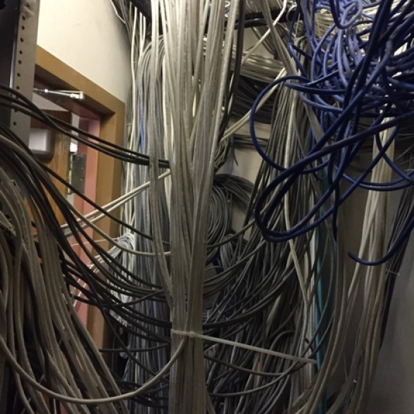 Messy Data Closet